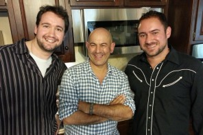 Kansas City Part 1: Cooking Kosher with the Silvers and Iron Chef Judge Simon Majumdar