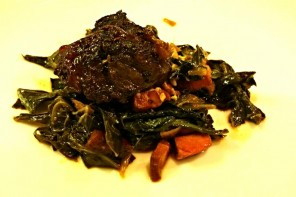 Braised Wild Boar Pig Cheeks